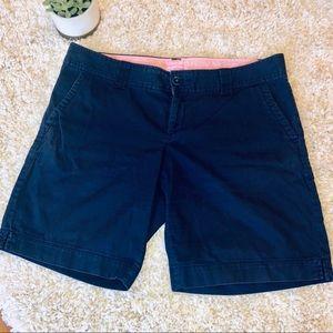 Lily Pulitzer Blue Shorts Size 12